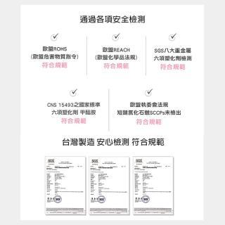 【LOTUS】買一送二 升級版台灣製安全親膚環保TPE折疊瑜珈墊6mm(買就送皮拉提斯帶或吸汗髮帶)