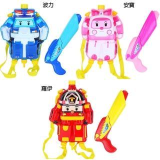 【TDL】救援小英雄波力背包水槍玩具 29170812