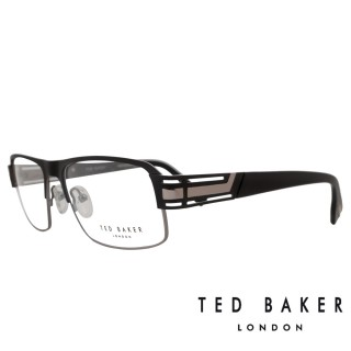 【TED BAKER】英倫簡約風格造型光學鏡框(TB4194-001·灰)