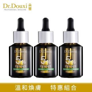 【Dr.Douxi 朵璽】杏仁酸精華液5% 30ml(3瓶入)