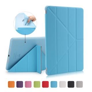 Apple iPad Air3 2019 10.5吋軟殼Y型三角折疊保護皮套