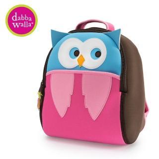 【Dabbawalla】美國瓦拉包 3-8歲 小童後背包-(貓頭鷹)