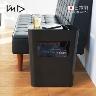 【 岩谷Iwatani】ENOTS側面收納置物活動邊桌-13.5L(附輪)