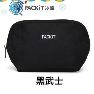 【PACKiT 冰酷】美國 PACKiT 冰酷點心冷藏包(黑武士)