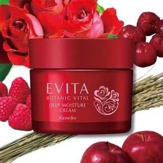 【EVITA 艾薇塔】紅玫瑰潤澤乳霜
