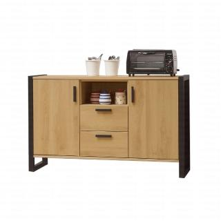 【H&D】貝克4尺餐櫃(餐櫃 收納櫃)
