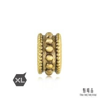 【點睛品】Charme XL Tattoo系列 硬朗 黃金串珠