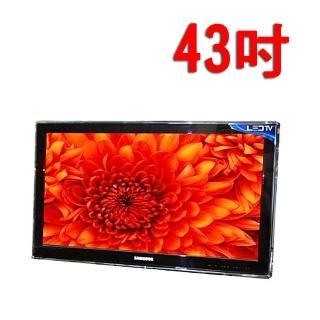 【台灣製 43吋】高透光 液晶螢幕 電視護目防撞保護鏡(Samsung  三星 系列四  新規格)