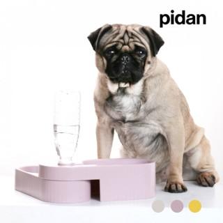 【pidan】雙碗食盆 寵物碗 狗碗 貓碗 餵食容器 食物盆(3種用法 吃飯餵水更省心)