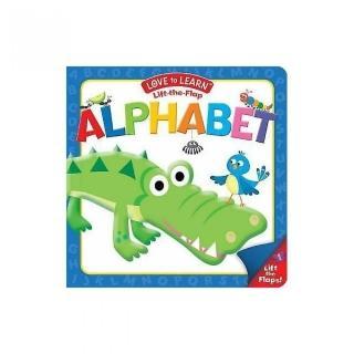 LIFT THE FLAP : ALPHABET