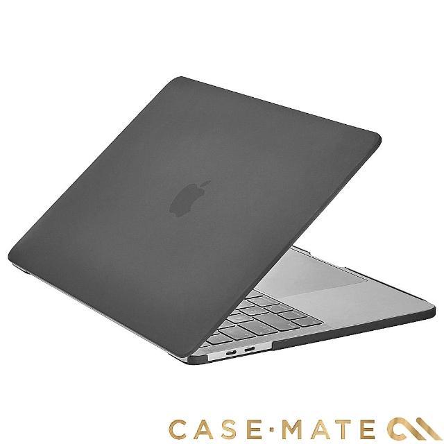 【CASE-MATE】MacBook Air 13 Retina 2019(輕薄殼 - 煙霧黑)