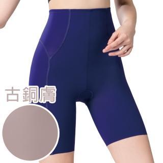 【Swear 思薇爾】輕塑型系列64-82高腰長筒束褲(古銅膚)
