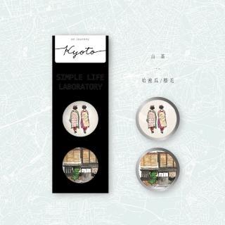 【簡單生活實驗室】固體香水(on journey / Kyoto)