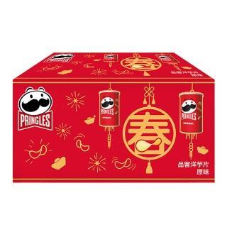 【品客】品客洋芋片-原味53g x8入(中元拜拜箱)