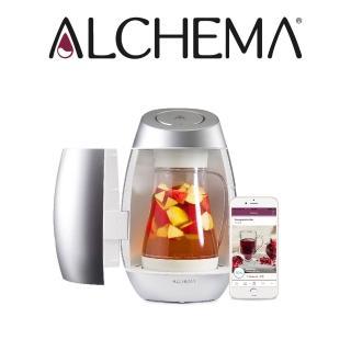 【美國ALCHEMA】聰明智慧自動釀酒機-趣味手機App系統(瘋狂加碼專用內杯一個)