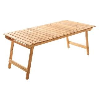 【Blue Ridge Chair Works】戶外折疊桌-大(美國手工製造)