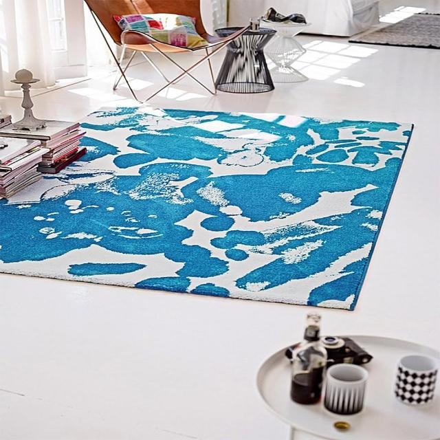 【山德力】ESPRIT系列-機織地毯-悠閒時光160x225cm(歐風
