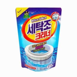 【韓國 山鬼怪】洗衣槽清潔劑 450g