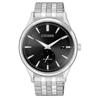 【CITIZEN 星辰】沉著質感光動能時尚腕錶(BV1119-81E)