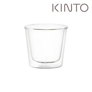 【Kinto】CAST雙層玻璃杯250ml