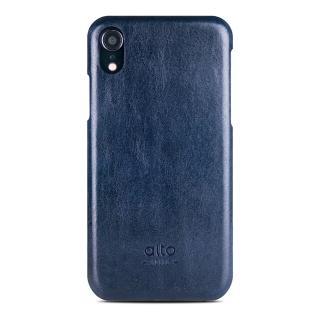 【alto 奧沰】iPhone XR 6.1吋皮革保護殼 Original - 海軍藍(iPhone 保護殼)