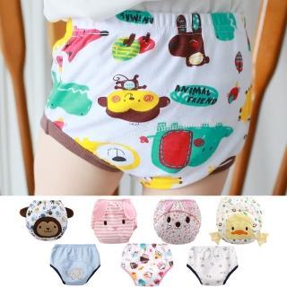 【Baby 童衣】任選 3層一般型學習褲不挑款 X3026(不挑款)