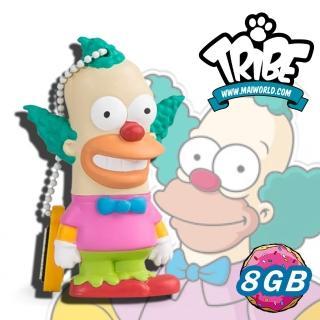 【TRIBE】辛普森一家 8GB 隨身碟 - 小丑阿基(辛普森)
