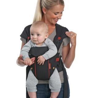 【美國 infantino】舒壓護腰型嬰兒揹巾/揹帶(Bliss)