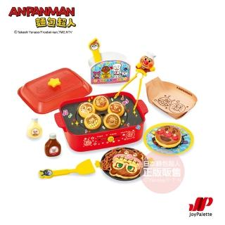 【ANPANMAN 麵包超人】來開章魚燒派對吧?麵包超人有聲玩具烤盤!(3歲-)