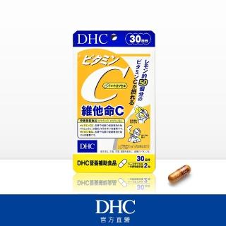 【DHC】維他命C 30日份(60粒/包)