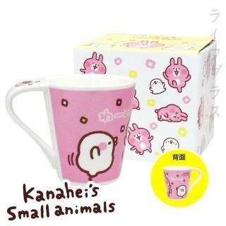 【卡娜赫拉】可愛斜口水杯-230ml-4入