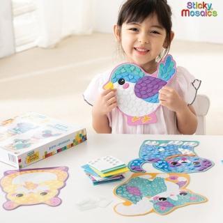 【Sticky Mosaics】馬賽克拼貼-療癒寵物(M)