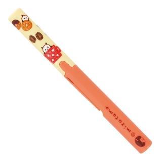 【PLUS普樂士】34-939  mizutama限量版攜帶式筆型剪刀(咖啡廳)