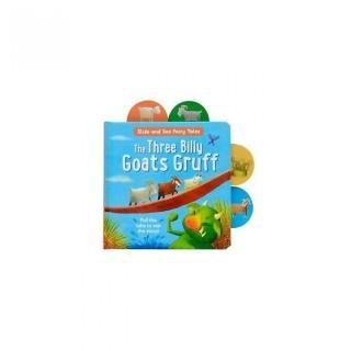 The Three Billy Goats Gru