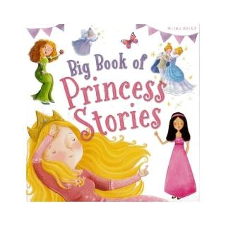Big Book of Princess Stor
