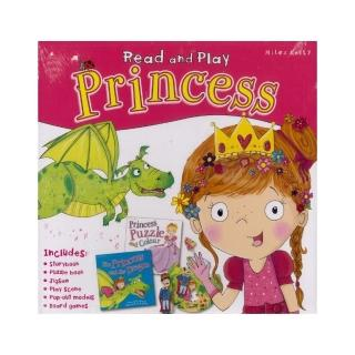 Read and Play Princess