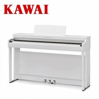 【KAWAI 河合】CN29 88鍵數位電鋼琴 典雅白色款(贈7-11禮券新台幣八百元整)