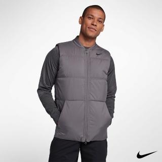 【NIKE 耐吉】Nike Golf SYN FILL VEST CORE 男 高爾夫保暖雙面背心 -灰