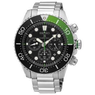 【SEIKO 精工】Prospex 愛護海洋太陽能計時潛水錶-43.5mm(SSC615P1/V175-0AD0G)