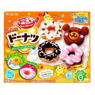【kracie 知育果子】創意DIY-甜甜圈小達人38g