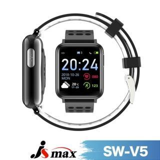 【JSmax】JSmax SW-V5 AI人工智能健康管理手錶(即時動態監測)