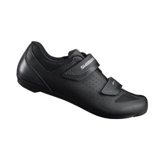 【SHIMANO】RP1 男性多功能公路車性能型車鞋 黑色