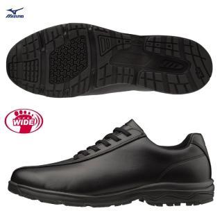 【MIZUNO 美津濃】LD40 SL 超寬楦男款健走鞋 B1GC191209(健走鞋)