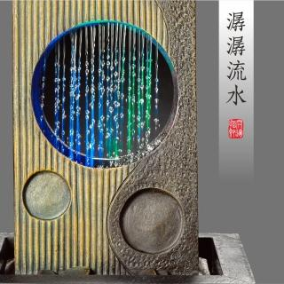 【KINYO】一簾幽夢-流水飾品系列(GAR-6365)