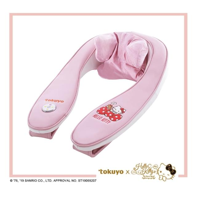 【tokuyo】Hello Kitty X tokuyo 肩頸鬆按摩器TH-519H(Hello Kitty聯名款)