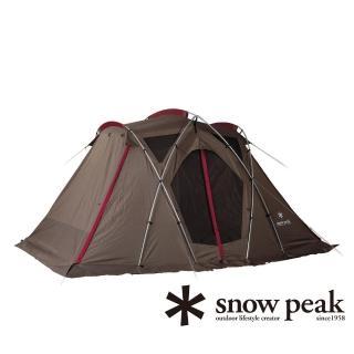 【Snow Peak】Living Shell 客廳帳S Pro(FES-240)