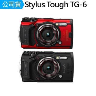 【OLYMPUS】STYLUS TG-6防水耐衝擊數位相機(公司貨)