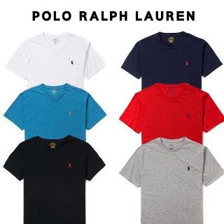 【RALPH LAUREN】Polo 年度熱銷經典小馬短袖T恤-男款/情侶款(年度熱銷精選 男女可搭)