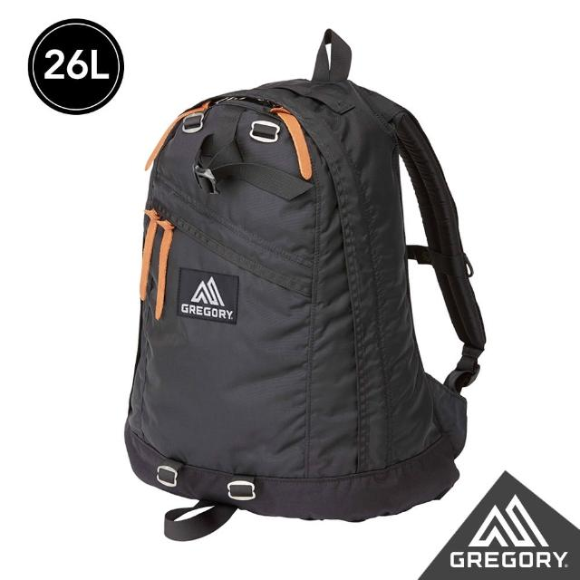 【Gregory】26L DAY PACK後背包(黑)