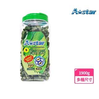 【A Star】多效雙頭潔牙骨超大桶裝1900G